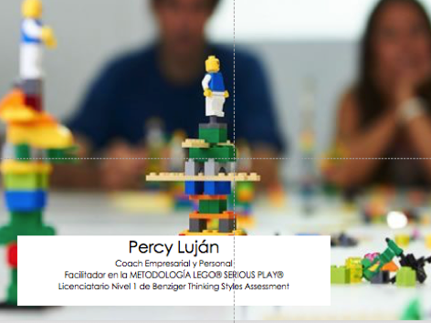 Taller ¿Qué es lo que quieres?  LEGO® Serious Play® kabusha coaching & learning